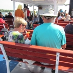 Kingston - 1000 Islands boat tour serves alchoholic drinks!