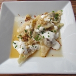 "Kingston - Tango Neuvo Tapas - ""Manti"" Turkish Ravioli"