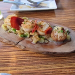 Kingston - Tango Neuvo Tapas - Seared Scallops