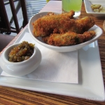 Kingston - Tango Neuvo Tapas - deep fried avacado
