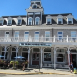Kingston trolly tour - The Prince George Hotel