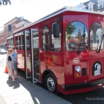 Kingston trolly tour - Trolly Car