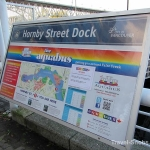 Hornby Street Dock for Aquabus to Ganville Island