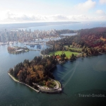 Sky Helicopters - Vancouver city tour - Stanley Park