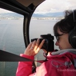 Sky Helicopters - Vancouver city tour - Cristina