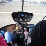 Sky Helicopters - Vancouver city tour - preflight briefing