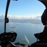 Sky Helicopters - Vancouver city tour - Allan
