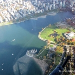 Sky Helicopters - Vancouver city tour - False Creek/Granville Island