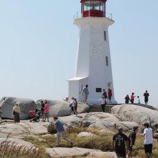 Halifax and Peggy's Cove, Nova Scotia – 2014