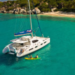 Leopard 4600 Sailboat