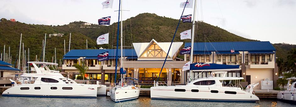 The Moorings Fleet - BVI