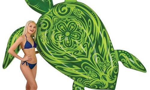 Novelty Pool Floaties Are The New Must-Have Beach Accessory