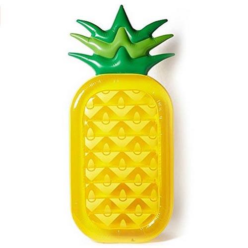 Inflatable Pineapple Pool Floaties
