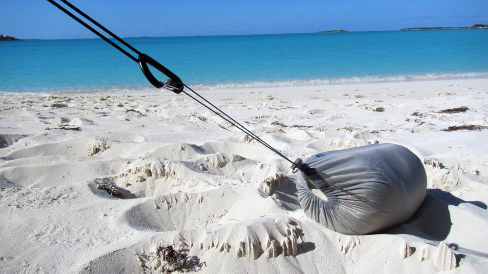 10 Litre Mec Sil Stuff Used As A Sandbag